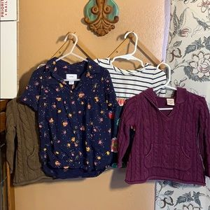 Old Navy 18-24 Month Sweater and Dress Bundle